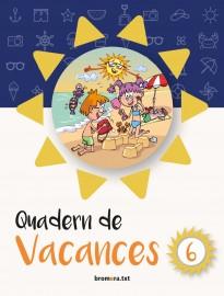 Quadern de vacances 6