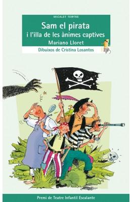 Sam el pirata i l'illa de les ànimes captives