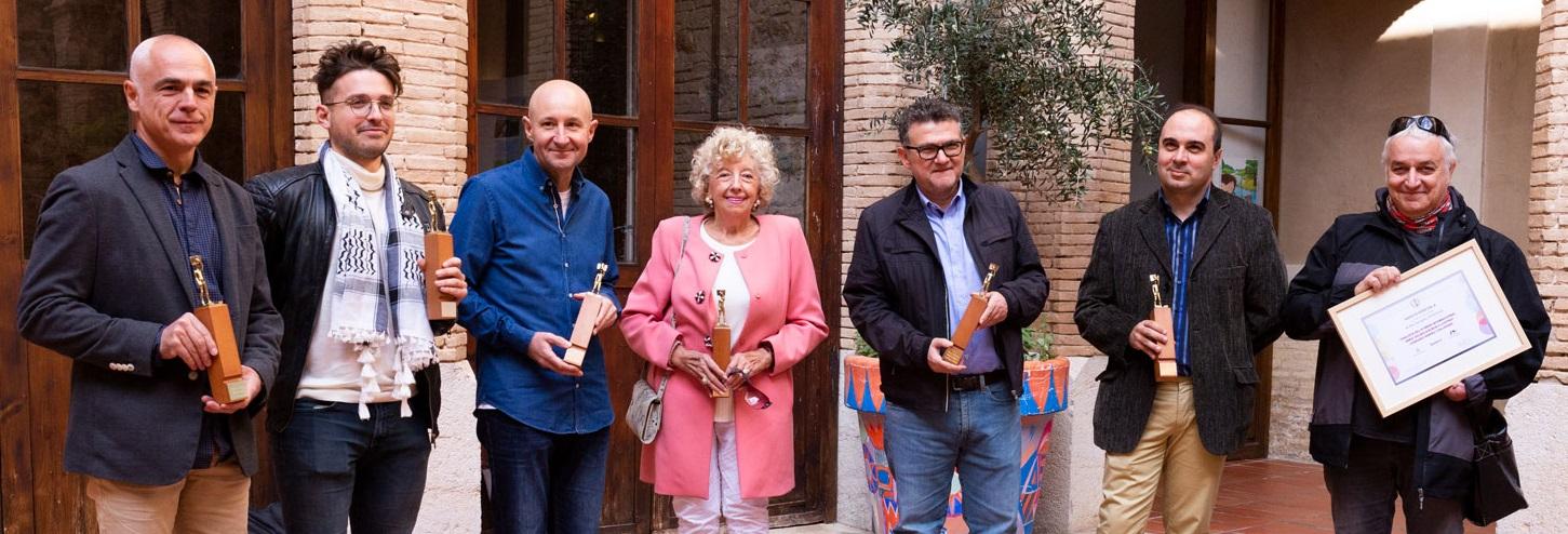 Guardonats Premis Literaris Ciutat d'Alzira 2019