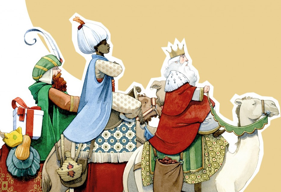 Encara no saps què demanaràs als Reis Mags?