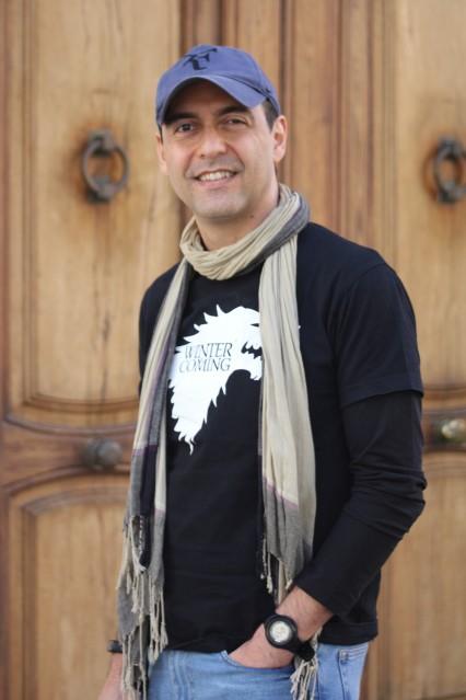 Ivan Carbonell guanya el Premi Enric Valor de Novel·la amb 'Balada de la frontera'